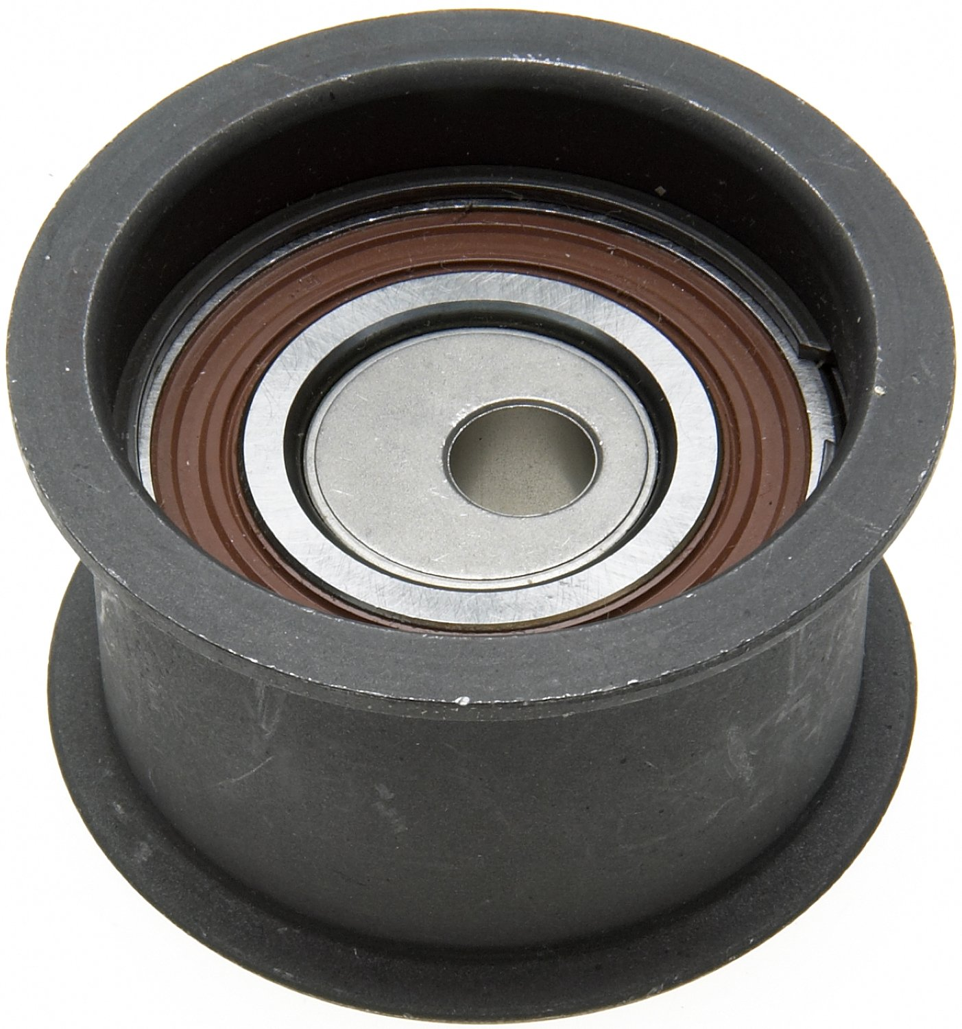 ACDelco T42086 Professional Manual Timing Belt Tensioner and Flanged Pulley Assembly with Spacer