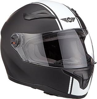 54f047faf29 MOTO X86 Racing Matt Black · Urban Sport Fullface-Helmet Urbano Moto  motocicleta Scooter Casco