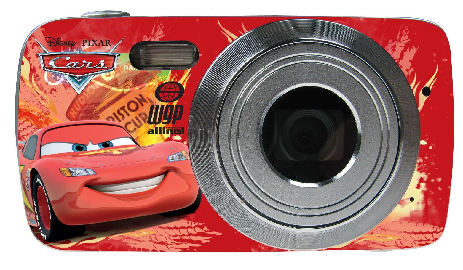 LEXiBOOK DJ029DC Disney Cars Digital Camera by LEXiBOOK (Image #1)