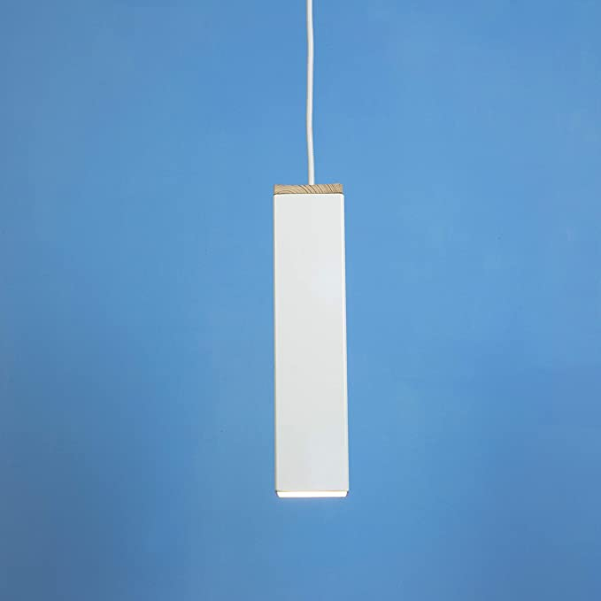 Tolhuijs - Lámpara de acero, color blanco, tamaño único: Amazon.es ...