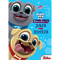 Puppy Dog Pals: Bingo and Rolly's Jokes and Riddles (Disney Puppy Dog Pals)