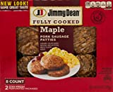 Jimmy Dean, Fully Cooked Maple Pork Sausage