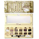 the Balm Nude'tude Eyeshadow Palette, Naughty, 11g