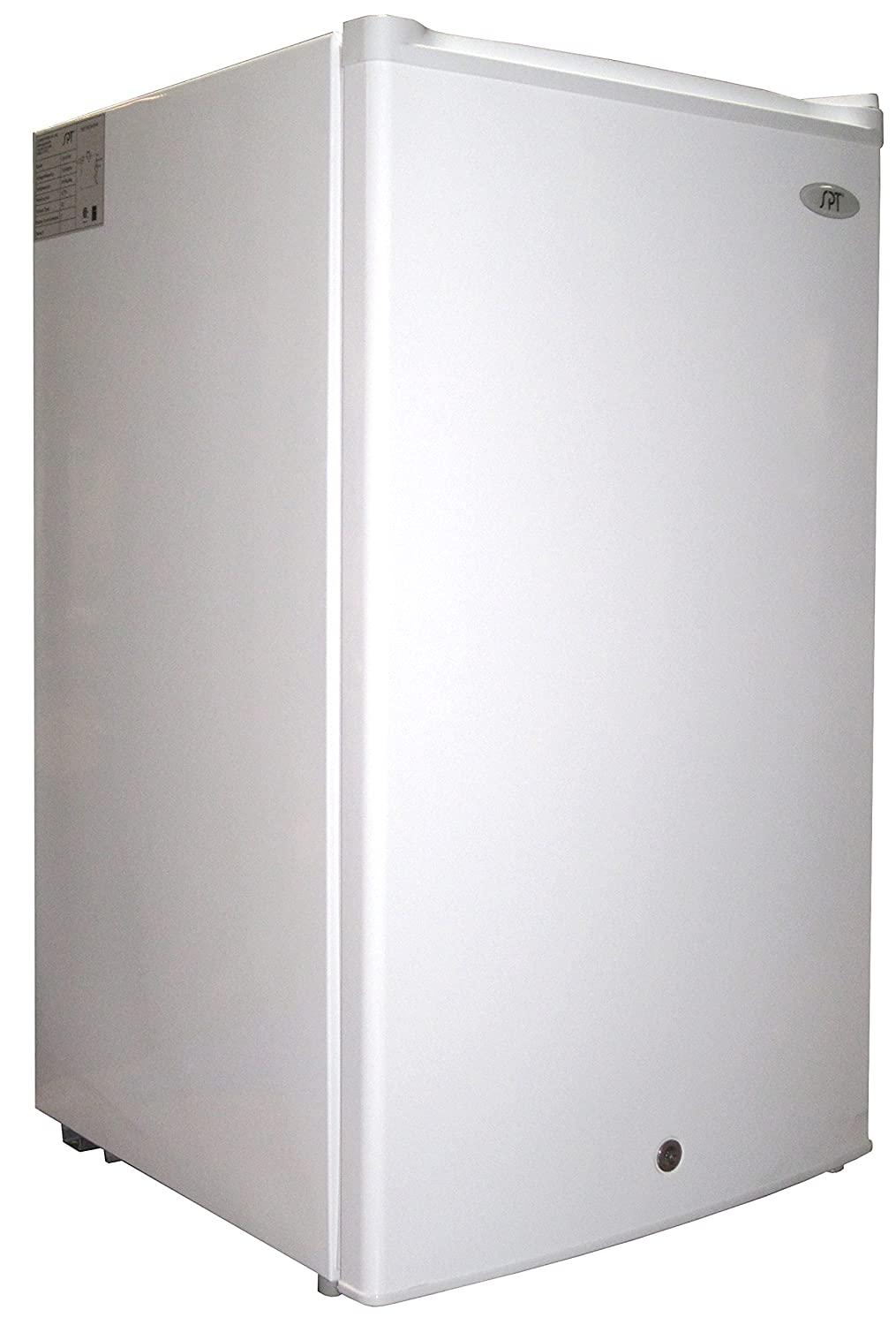SPT UF-304W Energy Star Upright Freezer, 3.0 Cubic Feet, White