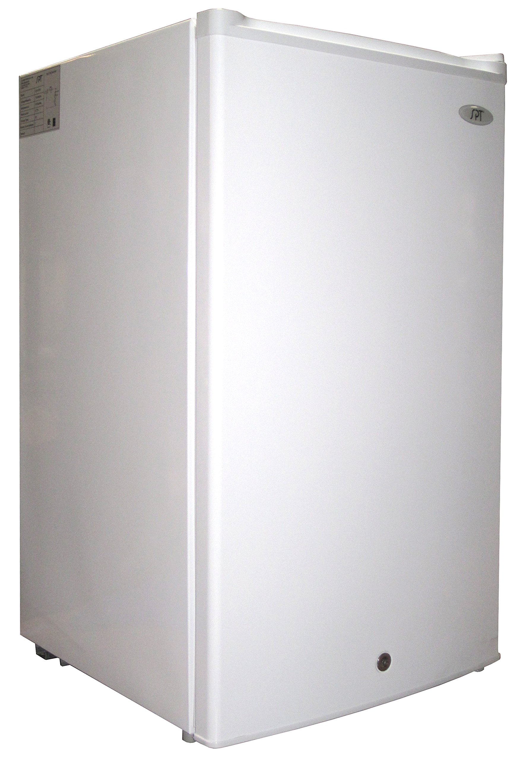 SPT UF-304W Energy Star Upright Freezer, 3.0 Cubic Feet, White by SPT