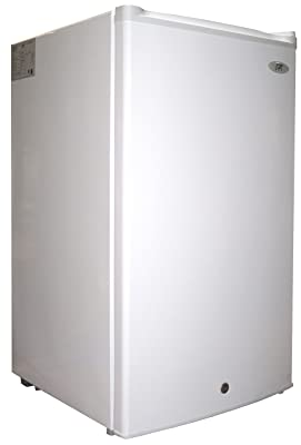 SPT UF-304W Energy Star Upright Freezer, 3.0 Cubic Feet