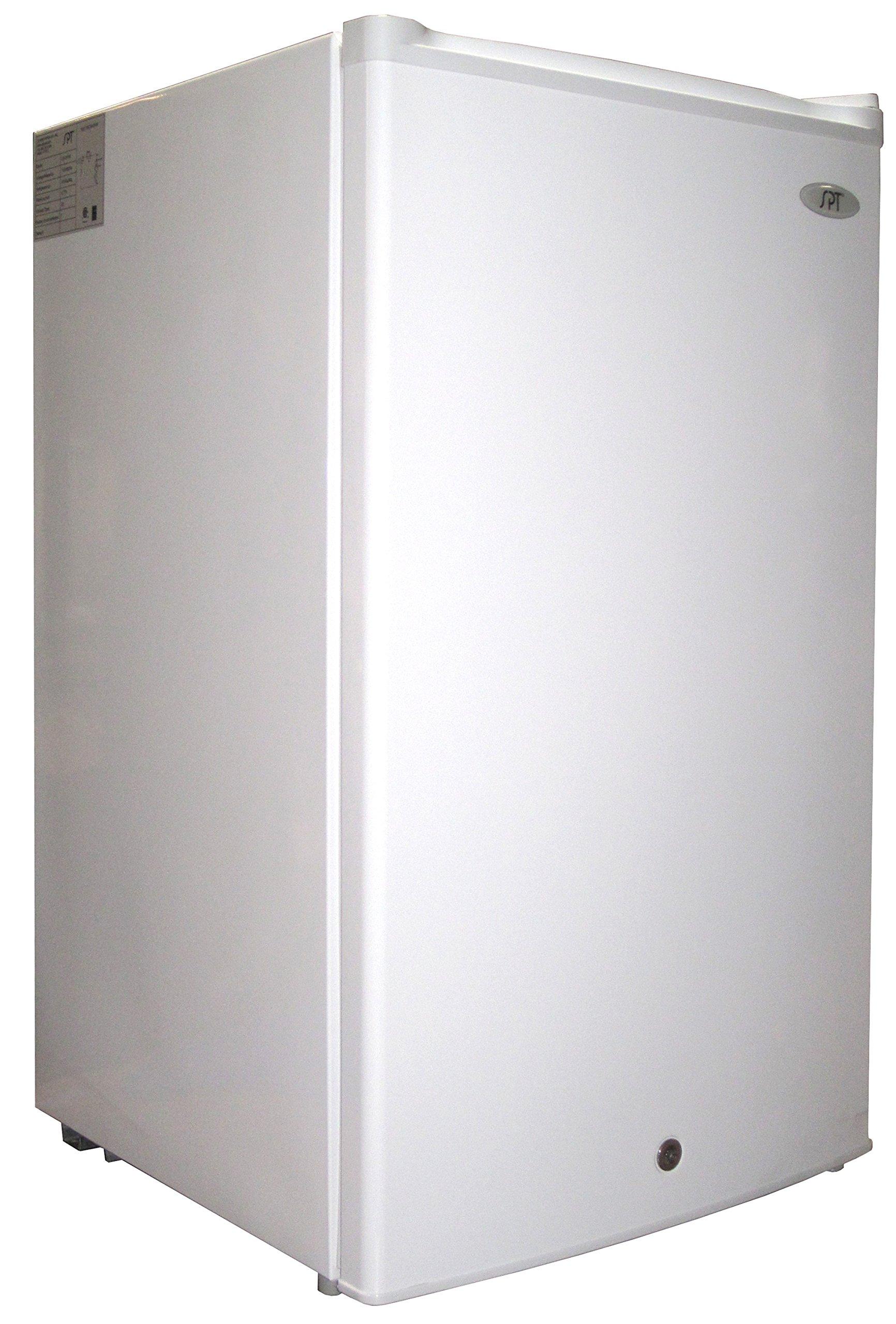 SPT UF-304W Energy Star Upright Freezer, 3.0 Cubic Feet, White by SPT