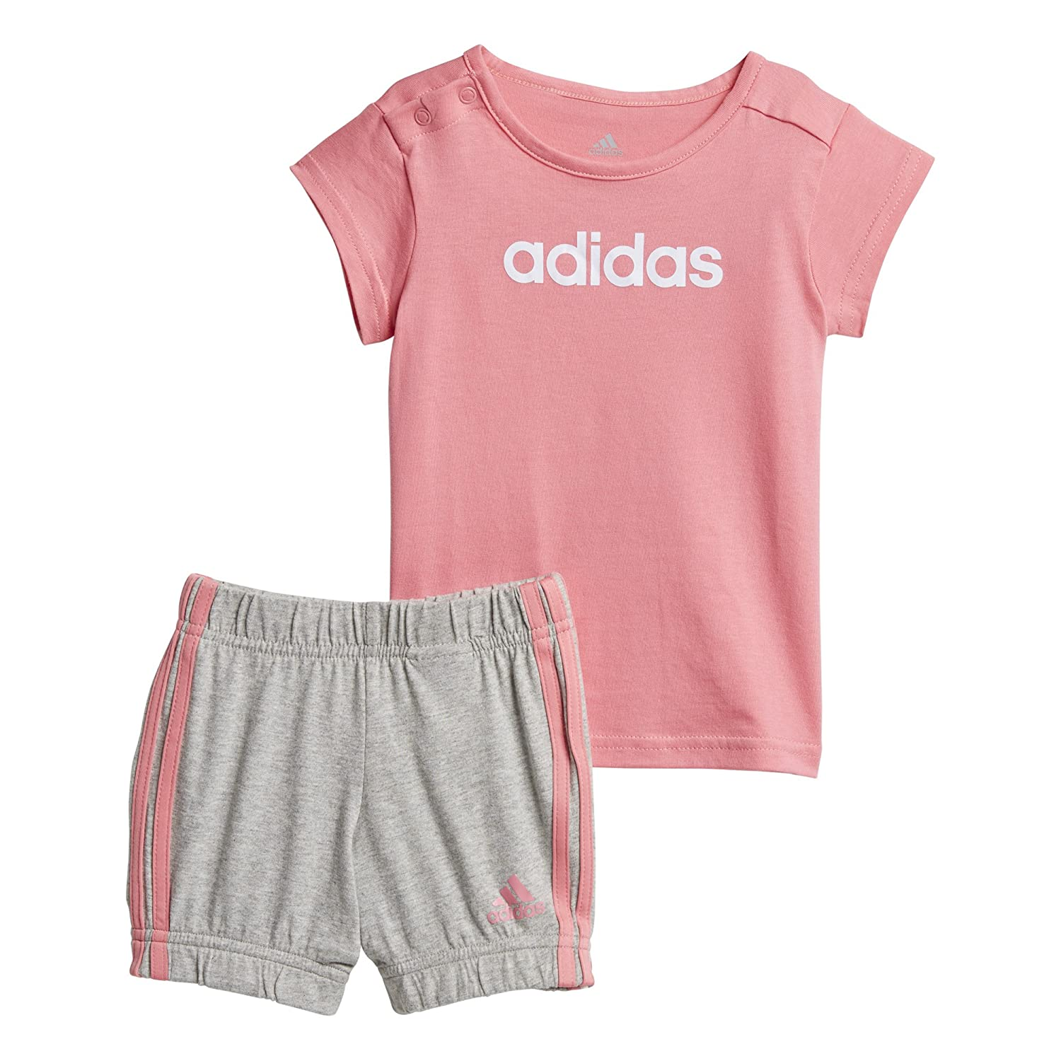 adidas Infant Girls Summer Easy Set CF7412-PARENT