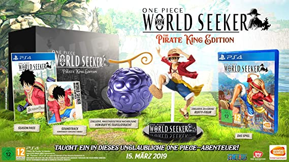 One Piece World Seeker: CollectorS Edition: The Pirate King ...