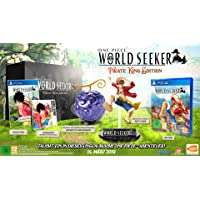 One Piece World Seeker - Collector's - Playstation 4