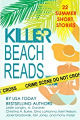Killer Beach Reads: mystery & romance short story collection Kindle Edition