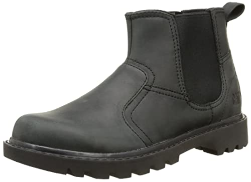 Cat Thornberry, Men Chelsea Boots, Black (Black), 6 UK (40