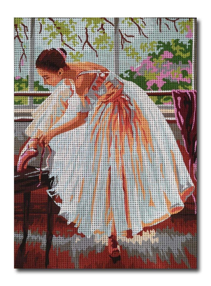 Krainer Kit Mezzo Punto Completo Ballerina Mis 23x30cm cod K17