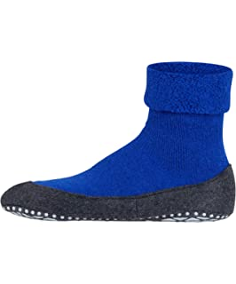 1 Pair ABS Men/'s Stopper Socks with Non-Slip Sole Black 39 to 50