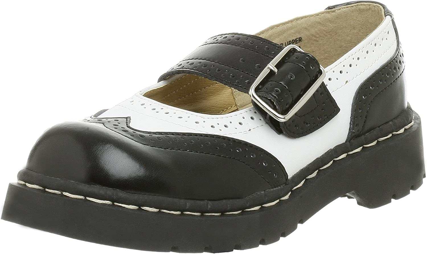 T.U.K Shoes Womens T1035 Mary Janes