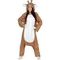 Guirca- Disfraz adulta pijama jirafa, Talla 42-44 (84526.0 ...