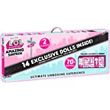 L.O.L. Surprise! Amazing Surprise with 14 Dolls & 70+ Surprises-Great Gift for girls