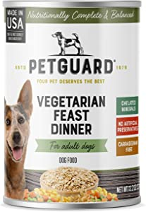 PetGuard All Natural Wet Canned Food for Dogs