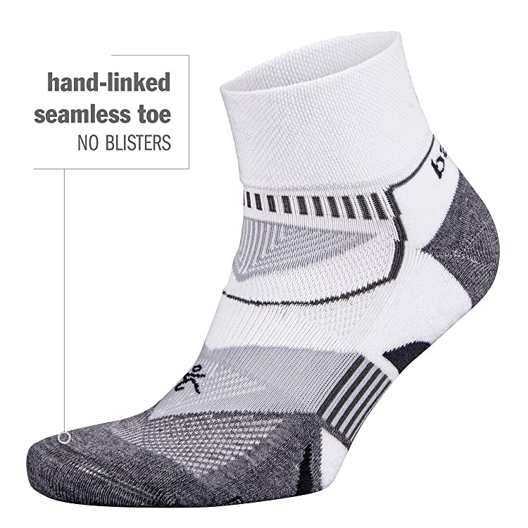 Balega Enduro V-Tech Quarter Socks For Men and Women