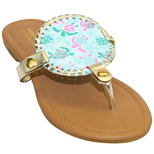 344aa5c50603 Amazon.com  Simply Southern Sandals Friends Size 8  Clothing