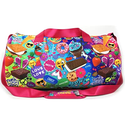 fbde9fe4e484 lovely Top Trenz Inc Pow Scented Duffle Bag - indotiger.com