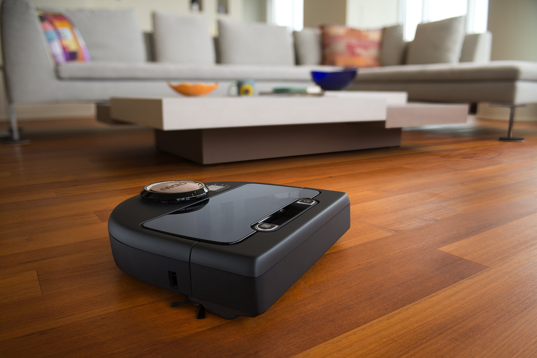 Neato Botvac Connected Wi-Fi Enabled Robot Vacuum, Works with Amazon Alexa by Neato Robotics (Image #6)
