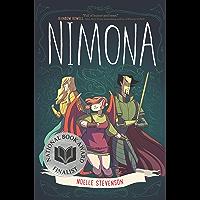 Nimona book cover