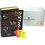 Tea Story: A Tea Lover's Gift Set by Thoughtfully - 9 Different Teas in Beautiful Book Box