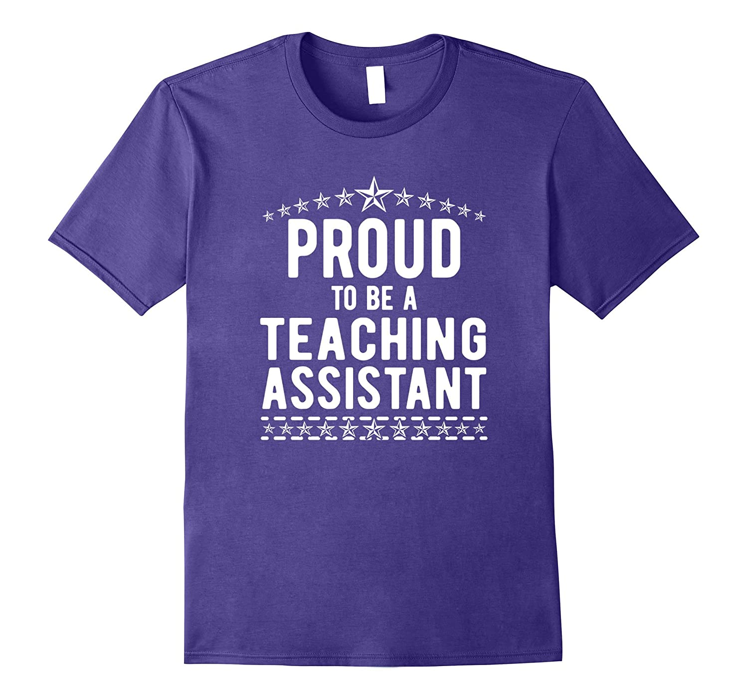 The Official Proud to Be a Teaching Assistant T-Shirt-TJ