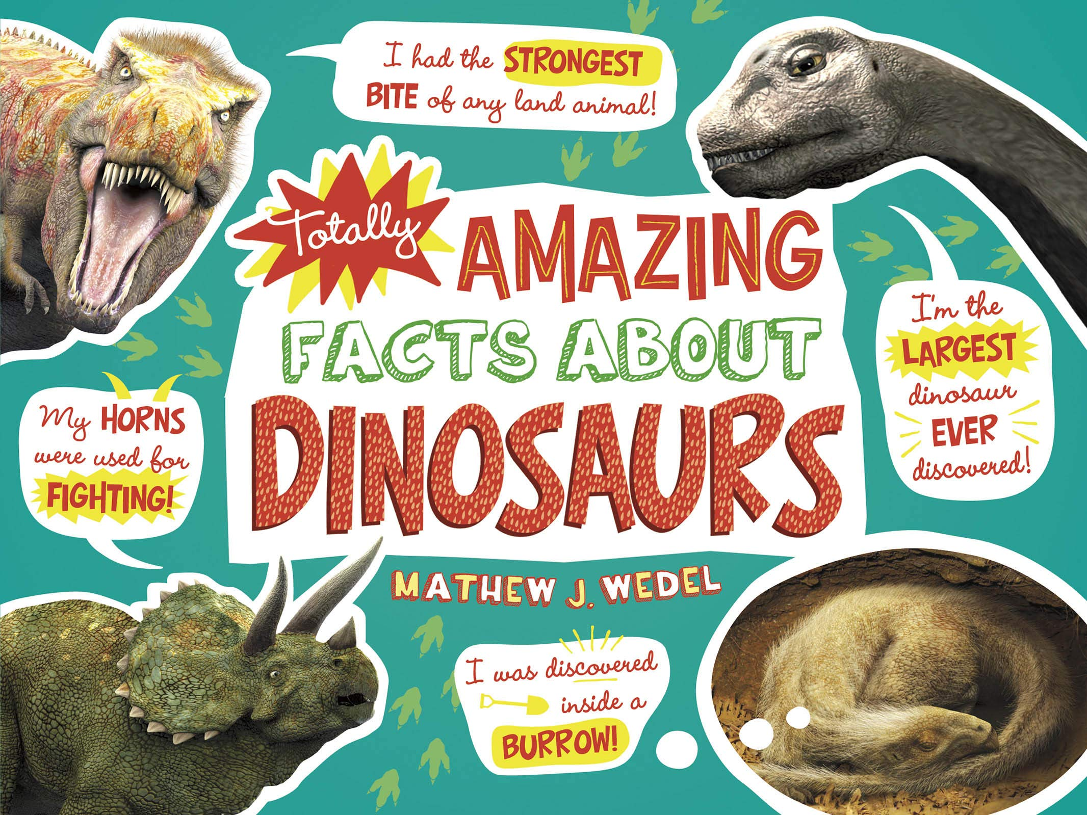 Totally Amazing Facts About Dinosaurs (Mind Benders): Wedel PhD, Mathew J.: 9781543529302: Amazon.com: Books