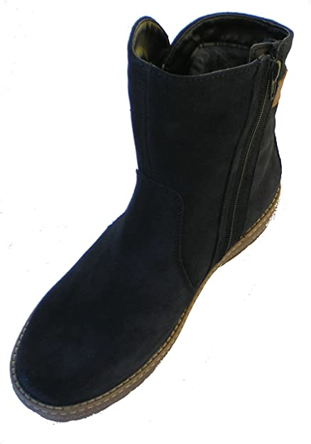 c664f4d4 Amazon.com   Waldläufer Women's Leather Boots   Boots