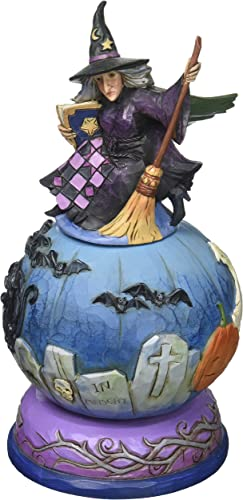 Jim Shore Heartwood Creek Graveyard Witch 4051547 Figurine
