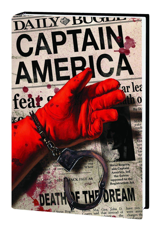 The Death of Captain America Omnibus PDF