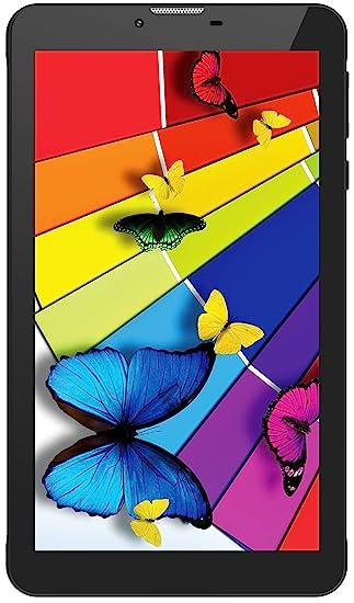 Incredible Intex I Buddy In 7Dd01 Tablet 7 Inch 8Gb Wi Fi 3G Voice Calling Black Interior Design Ideas Clesiryabchikinfo
