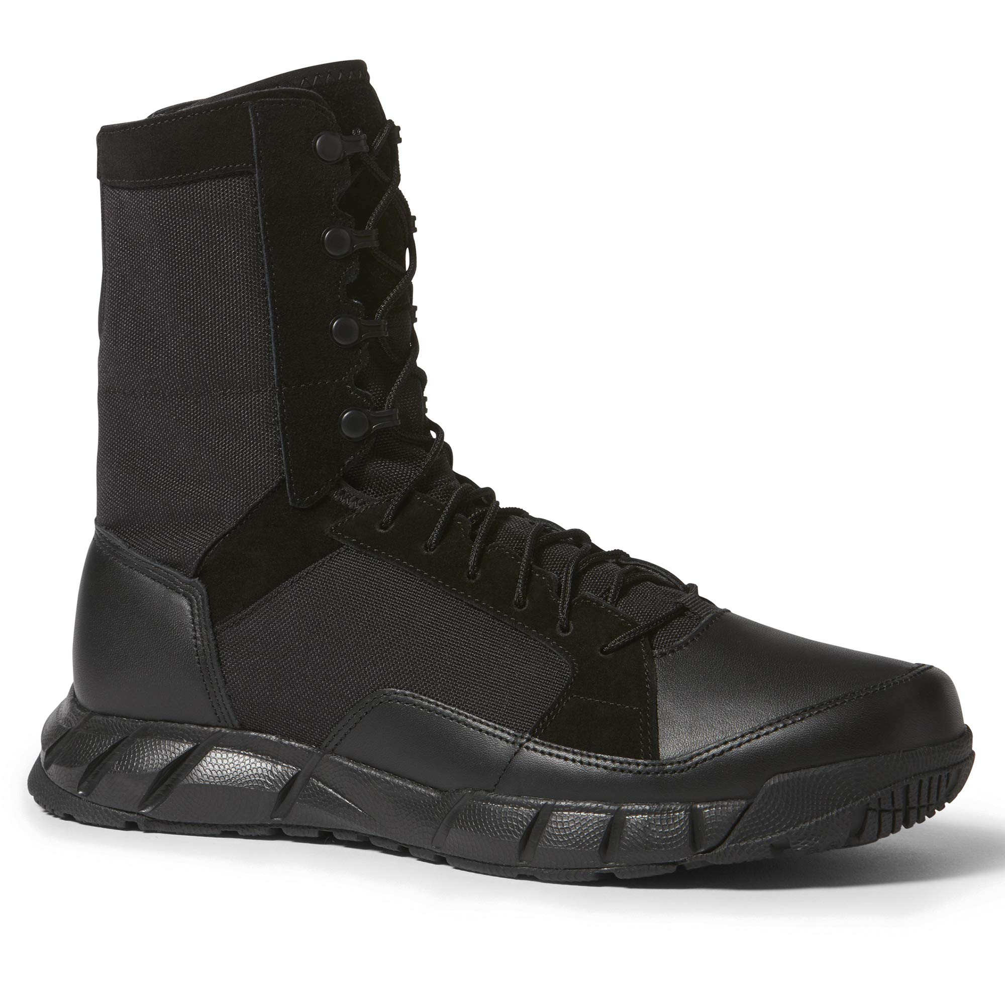 Oakley Men's SI Light Patrol Boots,10,Blackout by Oakley
