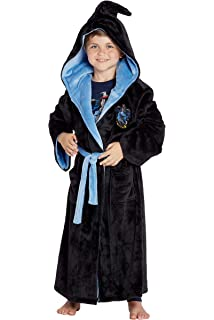 Clothing, Shoes & Accessories One Size Official Harry Potter Deathly Hallows Adult Fleece Dressing Gown