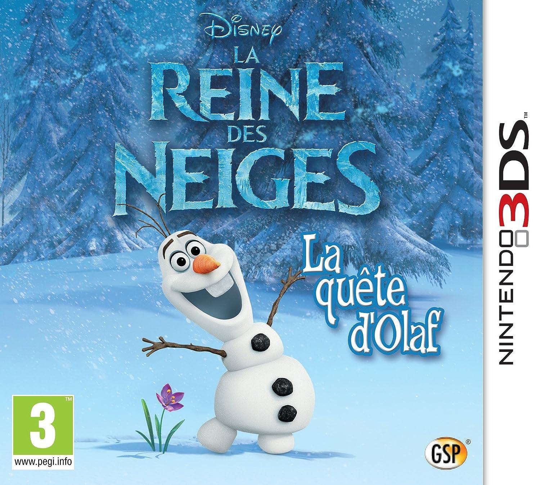 la reine des neiges nintendo 3ds amazonfr jeux vido