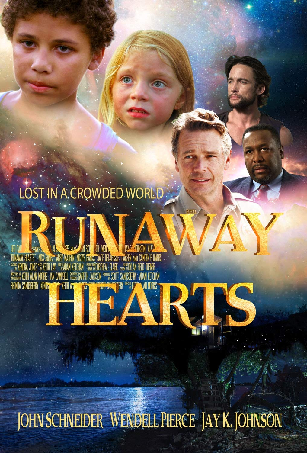 Amazon.com: Runaway Hearts DVD: Keith Alan Morris, John Schneider ...