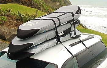 Curve Surfboard Car Soft Rack