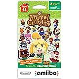 Animal Crossing Series 1 Single Pack of 6 Cards