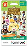 Amiibo Animal Crossing Cards 6pk S1