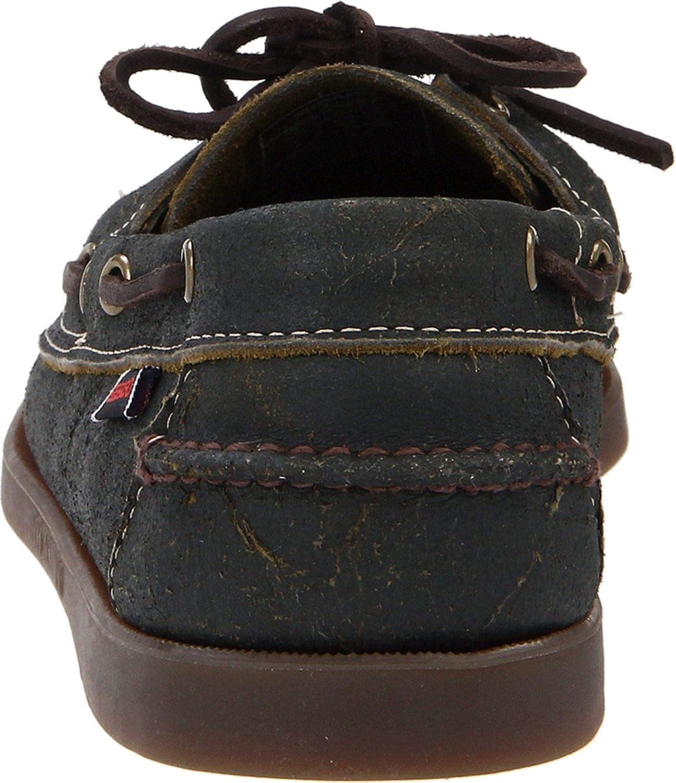Sebago Men's Docksides Boat Shoes Moss