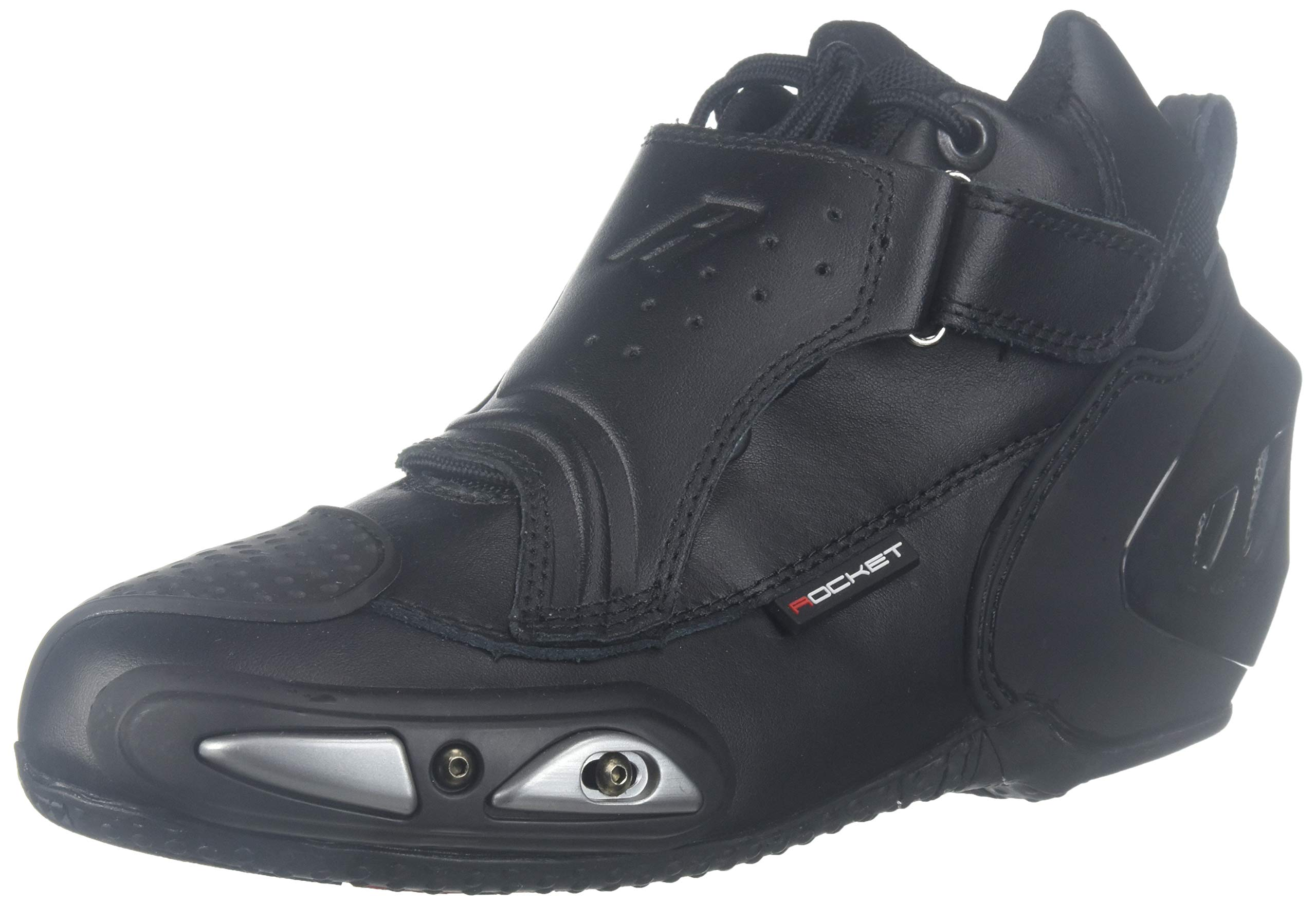 Joe Rocket Velocity VX-2 Men's Hybrid Boots (Black, Size 8)
