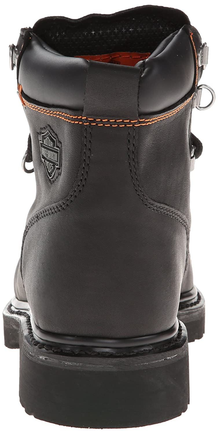 Harley-Davidson Women's Gabby Steel Toe Work Boot B00I6D1HPA 10 B(M) US|Black