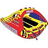Sportsstuff Poparazzi | 1-3 Rider Towable Tube for Boating