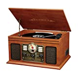 Amazon Price History for:Victrola VTA-200B Nostalgic Classic 6-In-1 Turntable with Bluetooth, Mahogany
