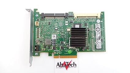 Amazon com: Dell PowerEdge PERC 6/i PCI-E SAS RAID