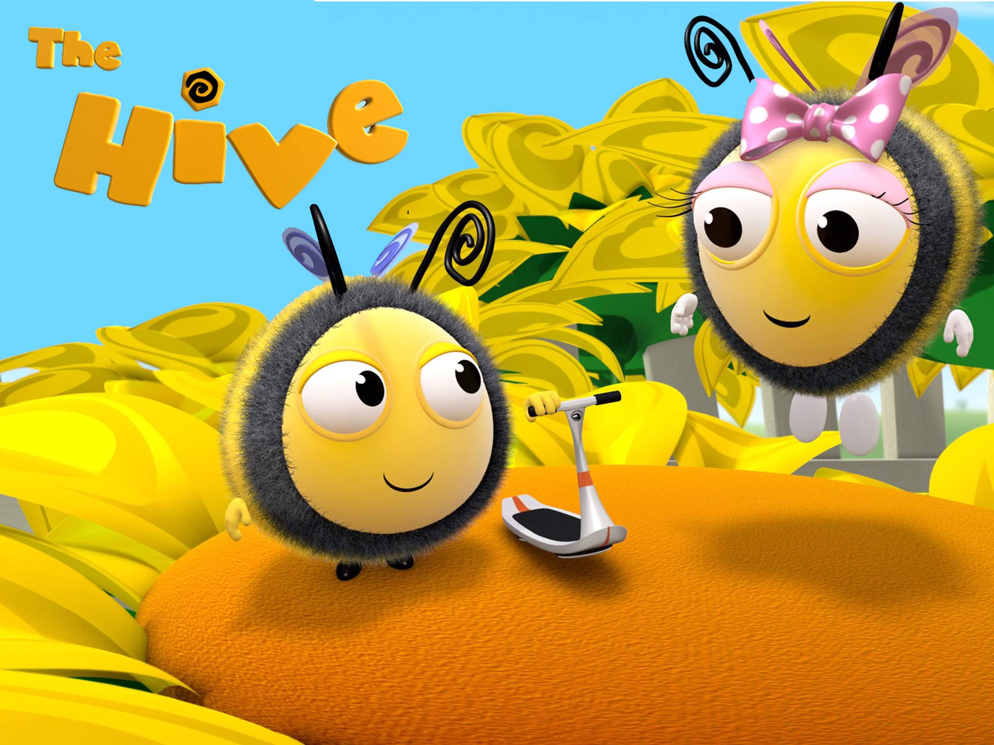 Amazon.com: The Hive - Season 1