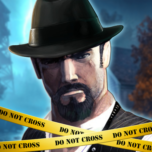 (Criminal Files : Crime Case Mystery Puzzles Games)
