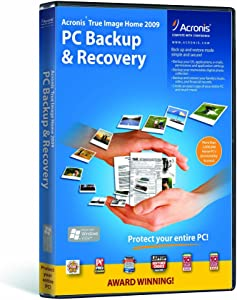 Acronis True Image Home 2009 [OLD VERSION]
